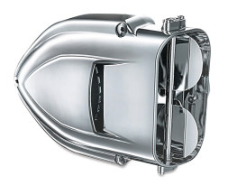 Pro-R Hypercharger Kit - Chrome. Fits Kawasaki VN2000 Vulcan 2004-2010 with 2000cc Engine.