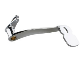 Extended Brake Pedal with Chrome Finish. Fits Touring 2014up with Lower Fairing.