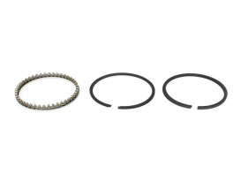 Piston Rings. Fits Keith Black Pistons, Twin Cam Big Bore 88in. > 95in. with 3.885in. Bore.