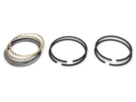 Piston Rings. Fits Keith Black Pistons with 3.528in. Bore.