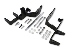 Klock Werks Driver Floorboard Mounting Kit. Indian Scout Models - Chieftain floorboards sold separately at your local Indian dealership.