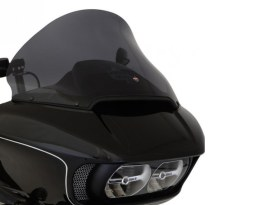 15in. Pro-Touring Flare Windshield - Dark Smoke. Fits Road Glide 2015up.