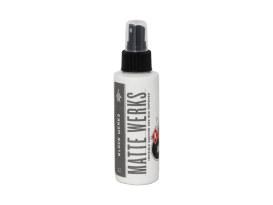 Matte Werks Detailer. 4oz Spray Bottle.