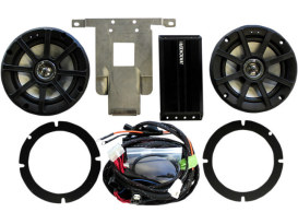 Front Kicker Audio Kit. Fits Touring Models 2015up with Shark Nose Fairing.