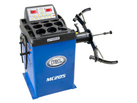 K&L MC205 Wheel Balancer With Motorcycle Clamps