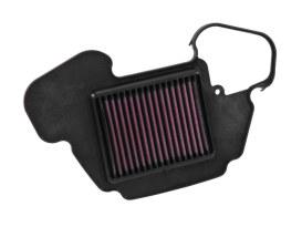 Air Filter Element. Fits Honda Grom MSX125 2013up Models.