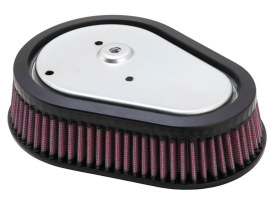 Air Filter Element; Dyna'08up with High Flow Screaming Eagle Air Filter Kit.