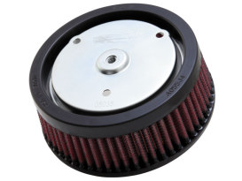 Air Filter Element. Fits Touring 2008-2013 & Softail 2016-2017 with Stage 1 Screaming Eagle Air Cleaner.