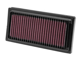 OEM Replacement Air Filter Element. Fits Sportster XR1200 2008up.