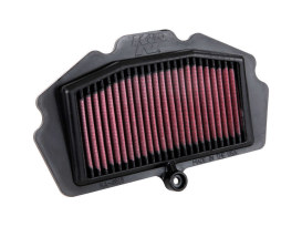 Air Filter Element. Fits Kawasaki Ninja 400 2018up & Z400 2019up.