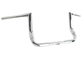 10in. x 1-1/2in. Buck Fifty Handlebar - Chrome. Fits Ultra and Street Glide Models.