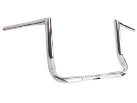 12in. x 1-1/2in. Buck Fifty Handlebar - Chrome. Fits Ultra and Street Glide Models.