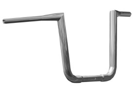 12in. x 1-1/2in. Buck Fifty Handlebar - Chrome. Fits Road Glide 2015up Models.
