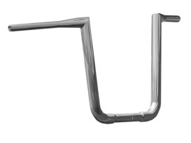 14in. x 1-1/2in. Buck Fifty Handlebar - Chrome. Fits Road Glide 2015up Models.