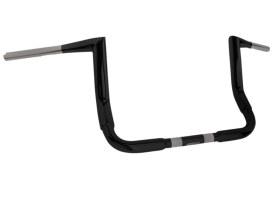 10in. x 1-1/2in. Buck Fifty Handlebar - Gloss Black. Fits Ultra and Street Glide Models.