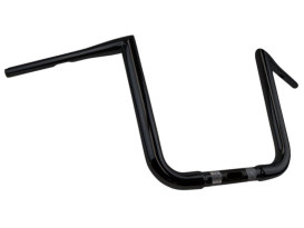 12in. x 1-1/2in. Buck Fifty Handlebar - Gloss Black. Fits Road Glide 2015up Models.