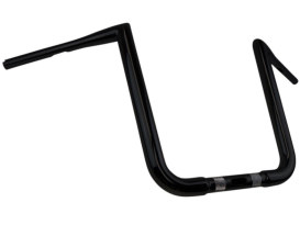 14in. x 1-1/2in. Buck Fifty Handlebar - Gloss Black. Fits Road Glide 2015up Models.