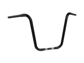 16in. x 1-1/4in. Fat Ape Hanger Handlebar - Gloss Black.