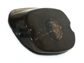 LED Low Profile Taillight with Smoke Lens & Number Plate Illumination. Fits Most 1999up Models.