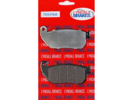 Z-Plus Brake Pads. Fits Front on Sportster 2004-2013.