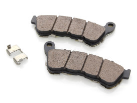 Z-Plus Brake Pads. Fits Front on Sportster 2014up.