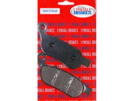 Brake Pads. Fits Rear on Dyna & Softail 2008up Models.