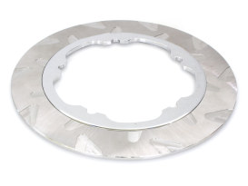 11.8in. Front Disc Rotor - Silver. Fits Dyna & V-Rod 2006up Models with Cast Wheel.</P><P>