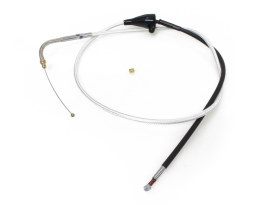 39in. Idle Cable - Sterling Chromite. Fits Touring 2002up with Cruise Control.
