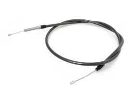 59in. Clutch Cable - Black Pearl. Fits Big Twin 1968-1986 with 4 Speed Transmission.