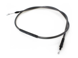 67in. Clutch Cable - Black Pearl. Fits Big Twin 1987-2006 with 5 Speed Transmission.