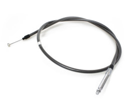 64-3/8in. Clutch Cable - Black Pearl. Fits Street 500 & Street 750 2015up.
