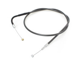 40in. Throttle Cable - Black Pearl. Fits Street 500 & Street 750 2015up.