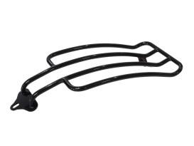 Solo Seat Luggage Rack - Gloss Black. Fits Street Bob 2018up & Standard 2020up.