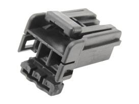 AMP Multilock 3-Wire Plug Housing.