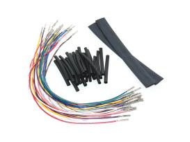 Handlebar Wiring Harness 8in. Extention Kit. Fits Touring 1996-2006.