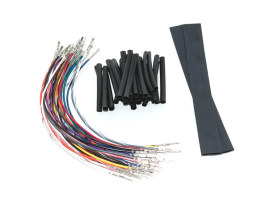 Handlebar Wiring Harness 4in. Extention Kit. Fits Touring 2007-2013.