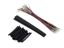 Handlebar Wiring Harness 8in. Extention Kit. Fits Touring 2007-2013.