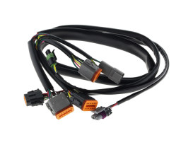 Ignition Harness. Fits Big Twin 2000-2003 & After Market Modules Late 2000-2003.