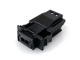 MX-1900 2-Position Pin Housing - Black.</P><P>