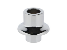 Performance Machine Axle Spacer with Chrome Finish. Used with Performance Machine Pulleys fits on Pulley Side.