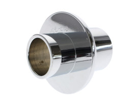 Axle Spacer - Chrome. Used with Performance Machine Pulleys fits on Pulley Side.