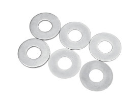 3/8in. Caliper Shim Kit. Fits 125x4R, 125x4SL, 137x4 & 112x6 Performance Machine Calipers.