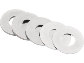 10mm Caliper Shim Kit. Fits 2000up Models with 137x4 & 112x6 Performance Machine Calipers.