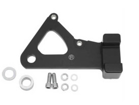 Right Hand Rear Caliper Mount - Black. Fits FXR 1982-1999 & FXWG 1984-1986 Models with 11.5