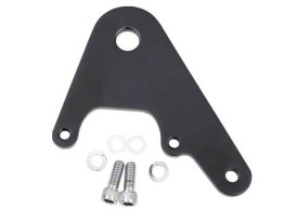 Rear Caliper Mount - Black. Fits Rigid & Custom Applications with 11.5in. Disc Rotor, 3/4in. Axle & when using Performance Machine 125x4R Caliper.