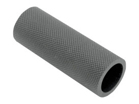 Round Footpeg Replacement Rubber. Fits Performance Machine Contour & Merc Round Footpegs.