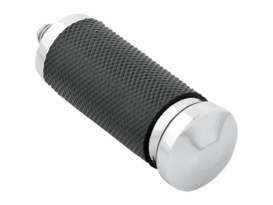 Contour Rubber Wrapped Shiftpeg - Chrome.
