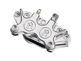 Universal 4 Piston Caliper - Chrome.