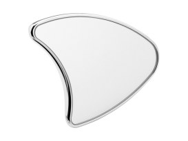 Performance Machine FLH Style Mirror with Chrome Finish. Fits FLHX 2006-2013 & FLHT/C/CU 1996-2013 Models.