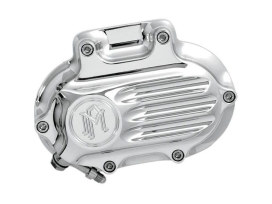 Fluted Hydraulic Clutch Cover - Chrome. Fits H-D 1987-2006 with 5 Speed Transmission.</P><P>